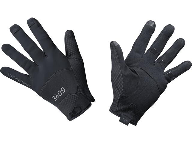 GORE WEAR C5 Windstopper Gloves Unisex black
